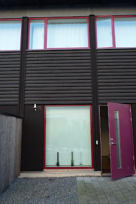 Novotel lägenhetshotell Göteborg, uteplats. foto: Reb Dutius