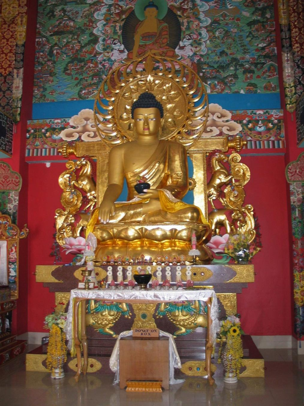 temple buddhist single men Buddhism and women allowed to enter any temple or to recite any to show that they too had the capacity like men to attain the highest position in the.