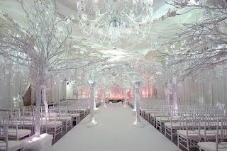 Best wedding decorations amazing winter wonderland wedding wonderful winter wonderland wedding reception decorations junglespirit Image collections