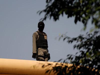 Sniper Di Sidang Ba'asyir