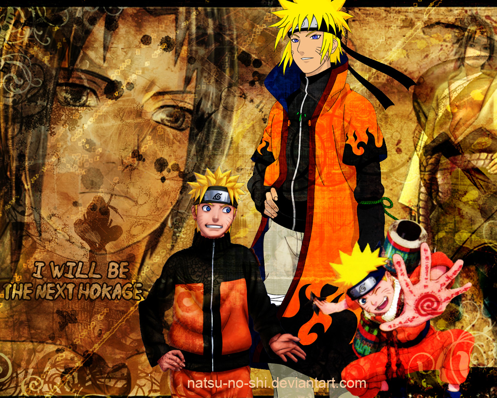 Naruto HD & Widescreen Wallpaper 0.467188338234408