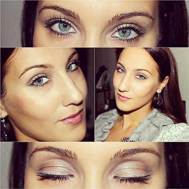 Instagram @lelazivanovic. Makuep of the day. Natural and fresh makeup. Makeup and beauty blogger.