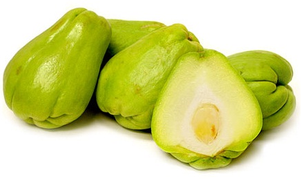 Chayote: Health benefits & Nutritional Facts