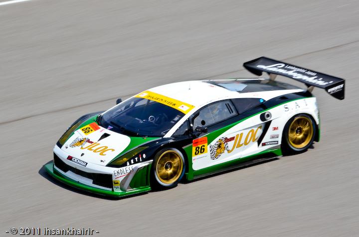 Super GT Race Cars