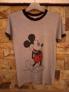 VINTAGE MICKEY MOUSE 80'S