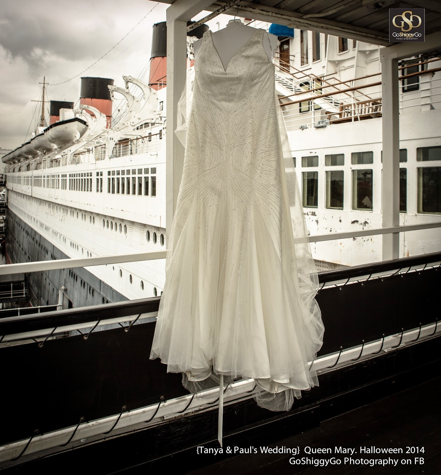 Goshiggygo queen mary wedding photographer photography on for Wedding dress steaming near me
