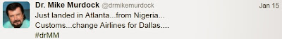 mike murdock in nigeria