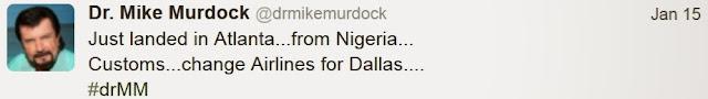 mike murdock in nigeria
