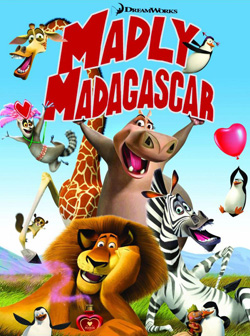 Madly Madagascar 2012 poster