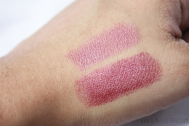 Rimmel London Lasting Finish Lipstick SKIN SWATCH
