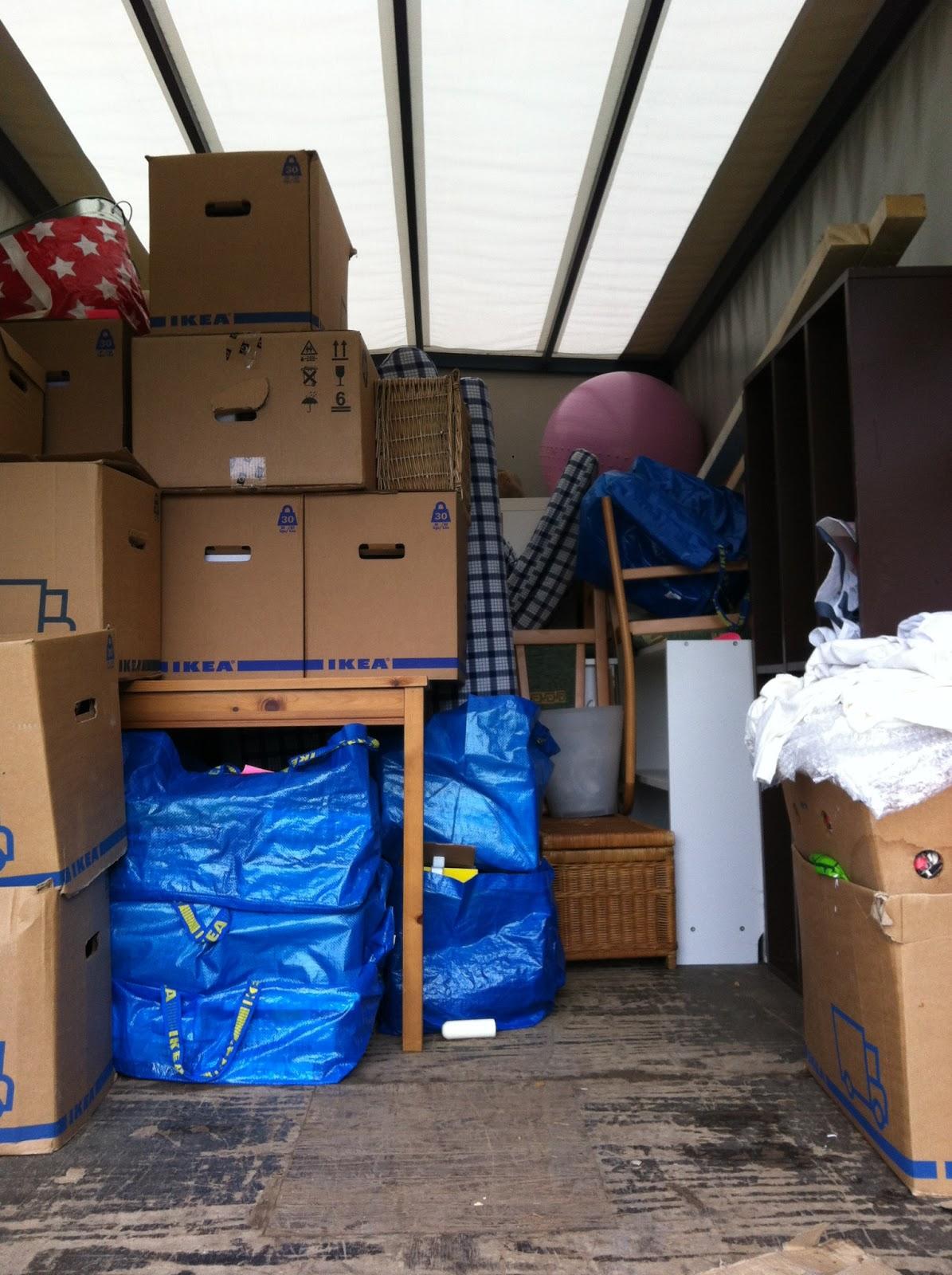 Mit kell tennie egy héttel költözés előtt
