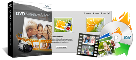 Wondershare DVD Slideshow Builder Deluxe v6.1.12.0 ...