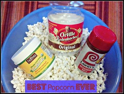 Best Popcorn Ever