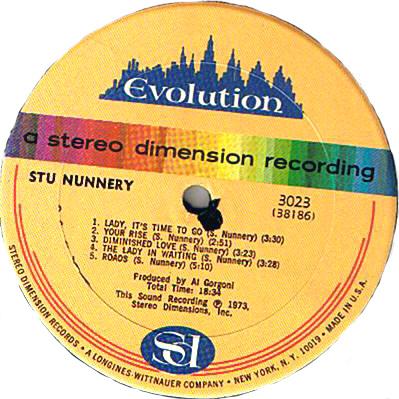 Stu Nunnery Madelaine