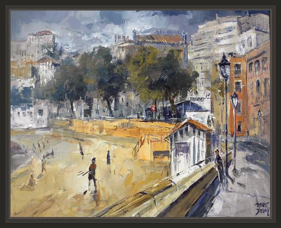 Ernest descals artista pintor sant feliu de guixols - Pintores en girona ...