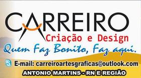 CARREIRO CRIAÇÃO E DESIGN