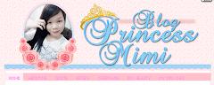 Tempahan Design Blog Princess Mimi