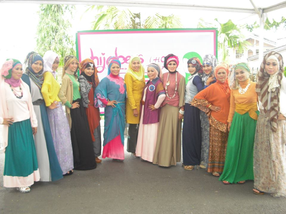 Hijabers Community Of Balikpapan, hijabers community of balikpapan anggota hijabers community of