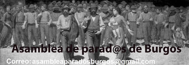 Asamblea de parados y precarios de Burgos
