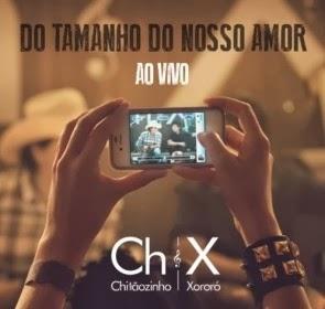 791 295x280 CD Chitãozinho e Xororó   Do Tamanho do Nosso Amor  Ao Vivo