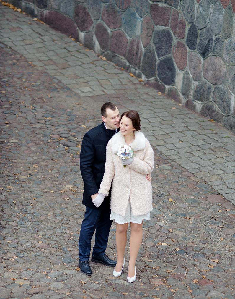 Vestuvių fotosesija Kaune