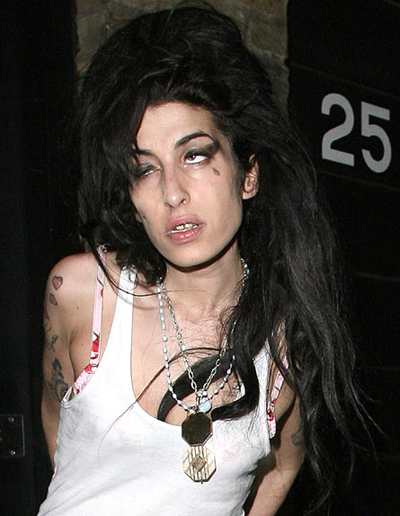 amy winehouse muerta
