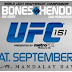 UFC 151. Chael Sonnen. Io Credo In Hendo.