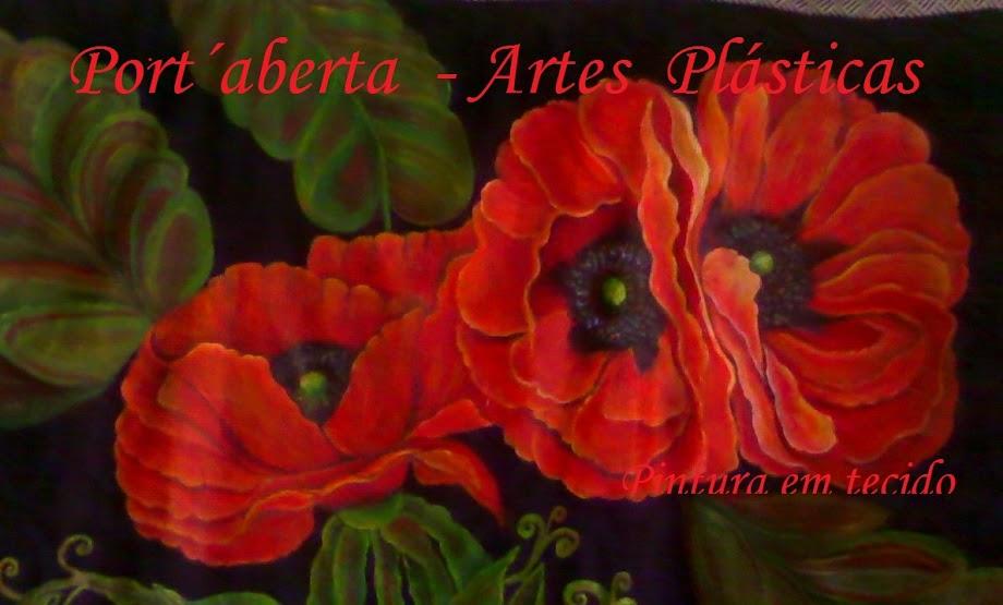 PORT´ ABERTA - ARTES PLÁSTICAS