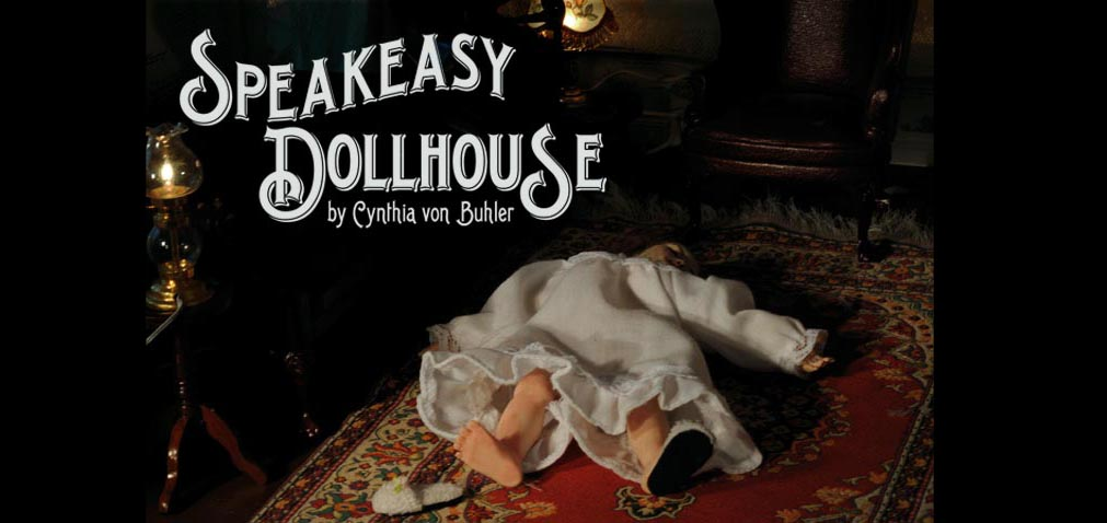 Speakeasy Dollhouse, A Graphic Novel