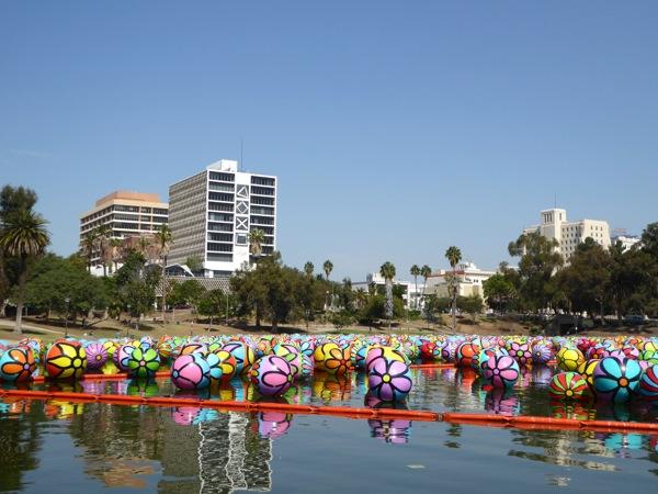MacArthur Park Spheres 2015