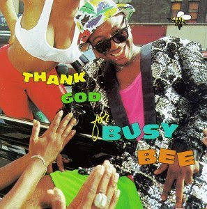 Busy Bee ‎– Thank God For Busy Bee (CD) (1992) (320 kbps)