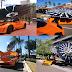 "Car with the giant solar panels ""Surya Man"""