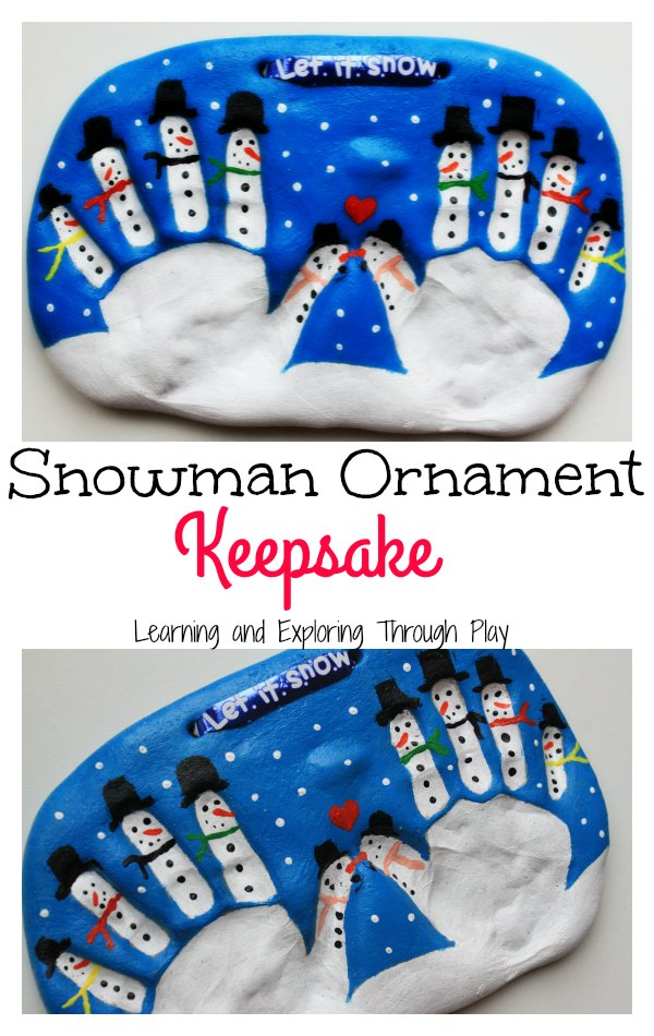 Kid Made Ornament Crafts