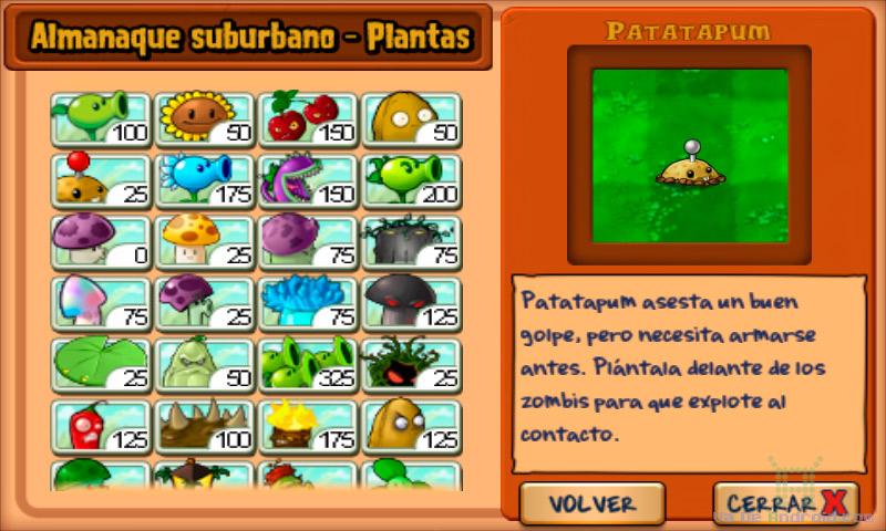 Plantas vs Zombis - Imagui