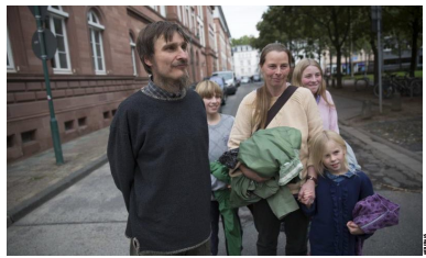Familie Wunderlich, Deutschland, Homeschool Blog, Bernice und Jan Zieba