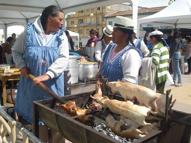 Noticias de la provincia del ca ar jard n azuayo cumpli for Jardin azuayo