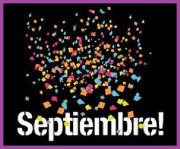 Un Batiburrillo De Rosa Fechas Septiembre