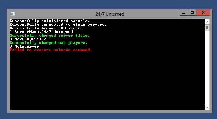 Как сделать сервер unturned через стим