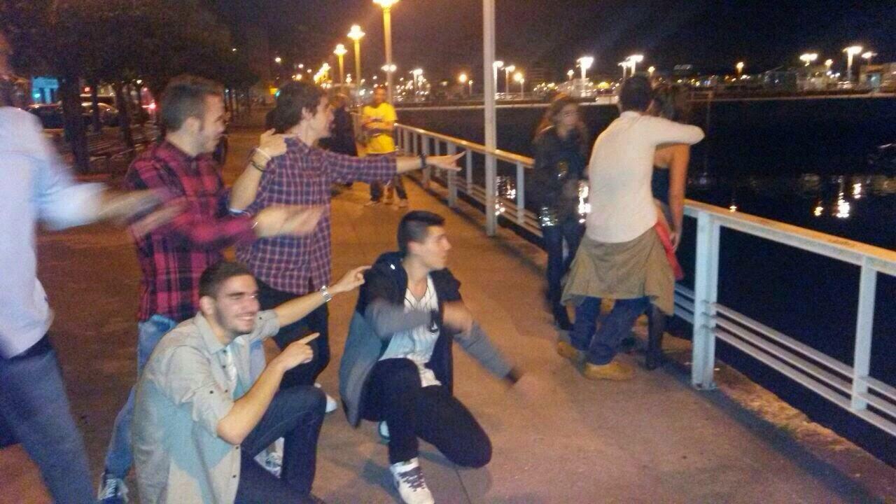 foto de pillados follando: