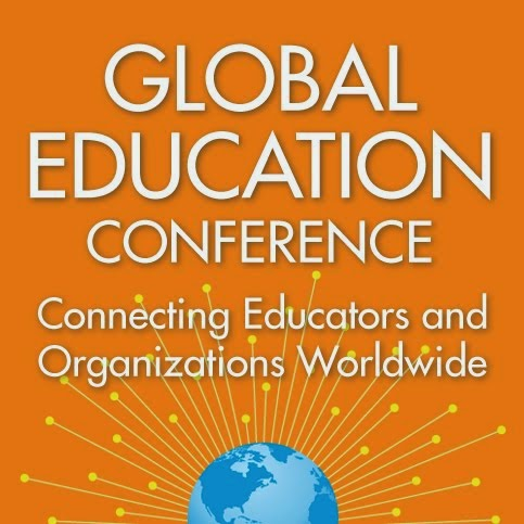 Global Education Conference 2014 előadásom