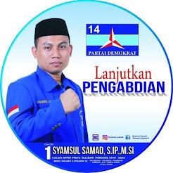 SYAMSUL SAMAD, S.IP, M.SI