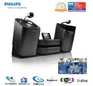 Kompaktanalge Philips MCI900 bei iBood für 578,90 Euro inklusive Versandkosten