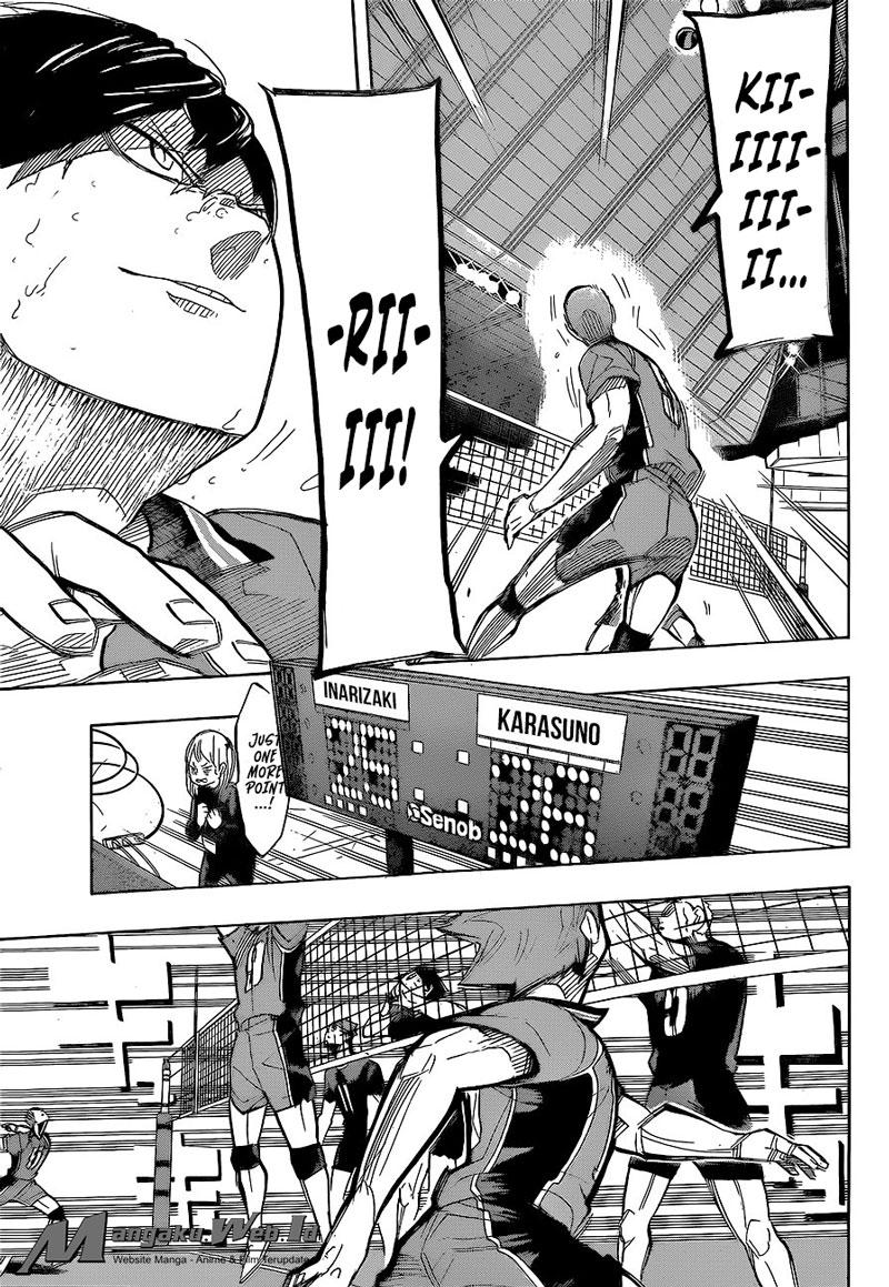 Haikyuu!! Chapter 264-9