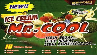agen ice cream mr cool