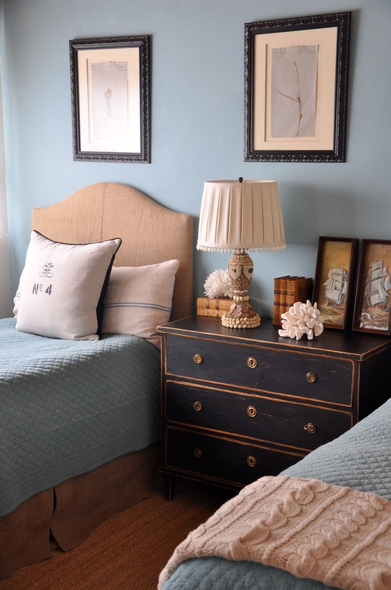 Unique bedroom nightstand ideas driven by decor for Nightstand ideas