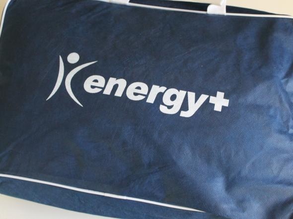 Energy+ Orthopedisch NASA traagschuim kussen