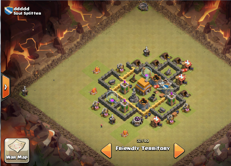 Kumpulan Tips, Guide Layouts COC TH 5