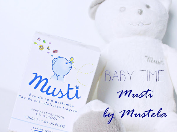 Baby time :: Musti by Mustela / Review