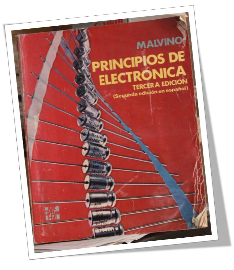 Principios de electrónica. - Malvino