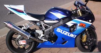 2005 Suzuki GSXR-600 Specs Top Speed